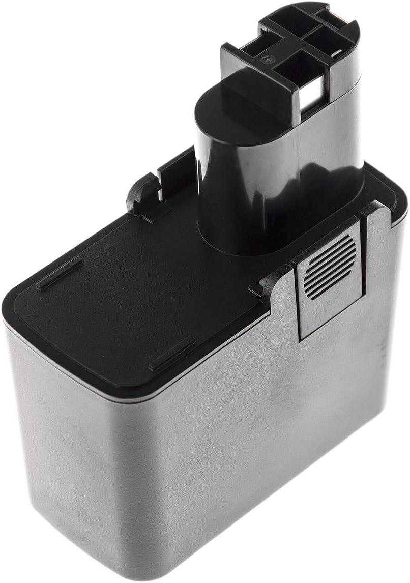 GC/® Batterie pour Bosch PSR 14,4 VES-2 Outillage /électroportatif 3Ah 14.4V Ni-MH cellules