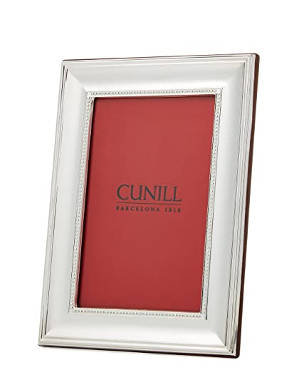 Amazoncom Cunill Regal 5x7 Sterling Silver Picture Frame