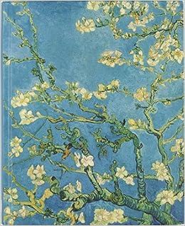 vincent van gogh almond tree journal