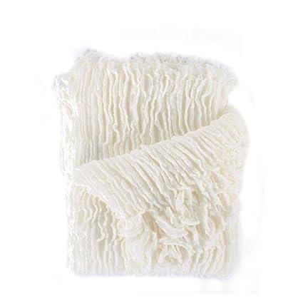 Amazon Battilo Charlotte Ruffled Acrylic Soft Decorative Throw Stunning Charlotte Ruffled Throw Blanket