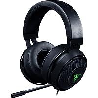 Razer Kraken 7.1 V2 - RGB Gaming Headset (mit Surround Sound Einziehbarem Mikrofon für PC, Robuster Unibody-Rahmen und 50mm Audiotreiber)