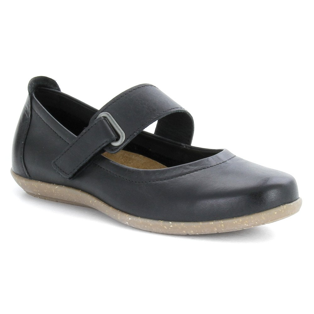 Taos Women's Talent Mary Jane Flat B00TG90H0Y 38 EU/7-7.5 M US|Black