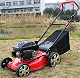 Murri Gear Professional 18inch 5.5HP 4-stroke lawn mower, portable collapsible/for large parks, sports fields & contractor
