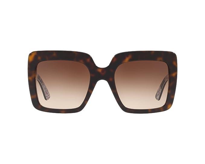 Dolce & Gabbana 0DG4310 315113 52, Gafas de Sol para Mujer ...