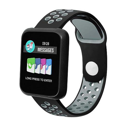 LouiseEvel215 Sport3 Smart Watch Hombres Presión Arterial ...