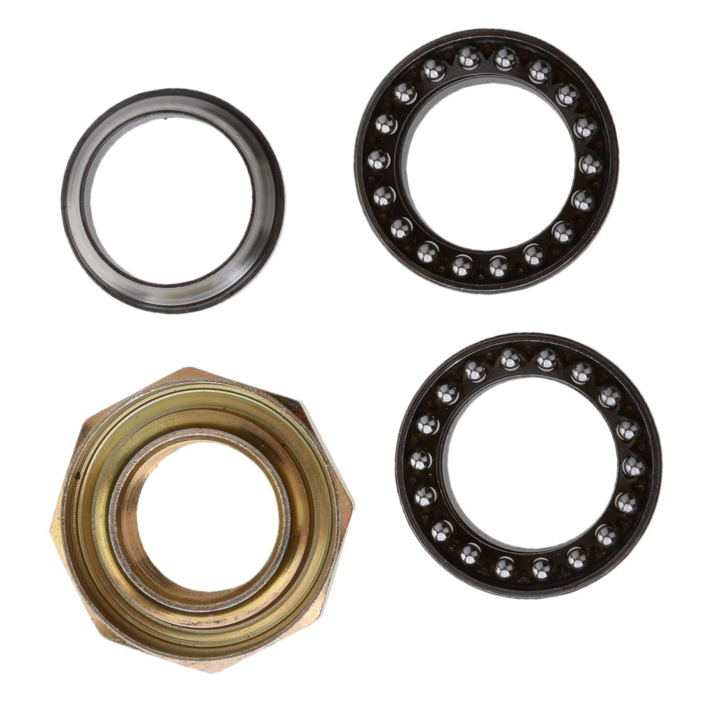 MonkeyJack Steering Bearing Kit For Yamaha PW50 PW 50 PIPW Motorcycle Pee-wee