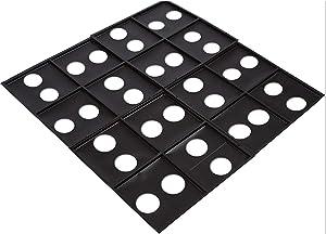 Argee RG190/25 Brick Edging, 10-pack, Black