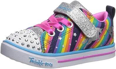 Skechers Kids Girl's Sparkle Lite Magical Rainbows 20275L (Little Kid/Big Kid)