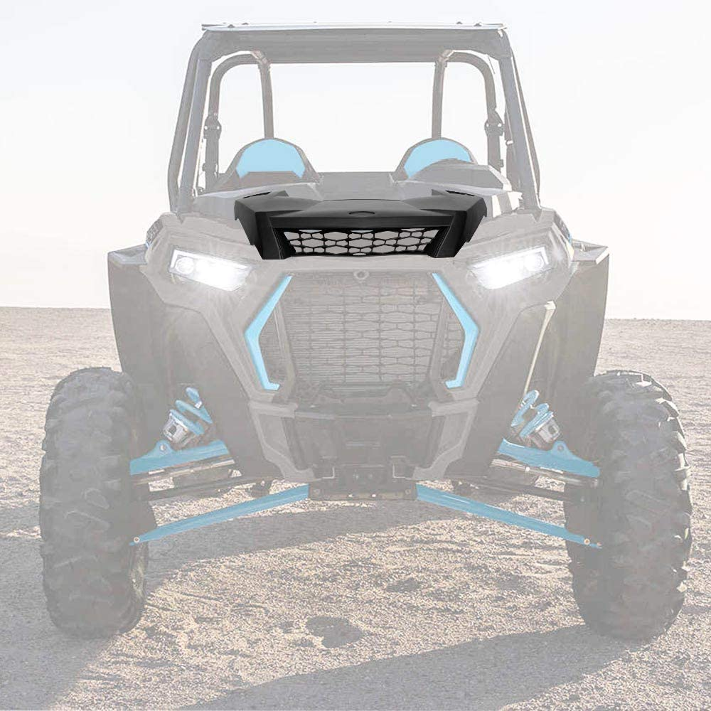 kemimoto RZR Hood Scoop Replacement Air Intake Kit Compatible with Polaris 2014-2020 RZR XP Turbo XP4 Turbo