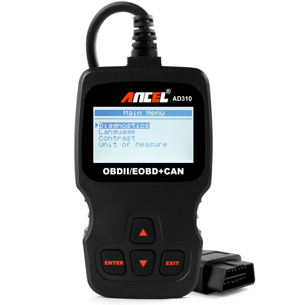 Cheap OBDII Code Reader