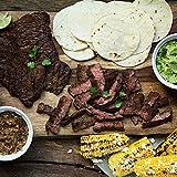 Blue Dog Kitchen Bar Carne Asada Platter by Chef'd (Dinner for 4)
