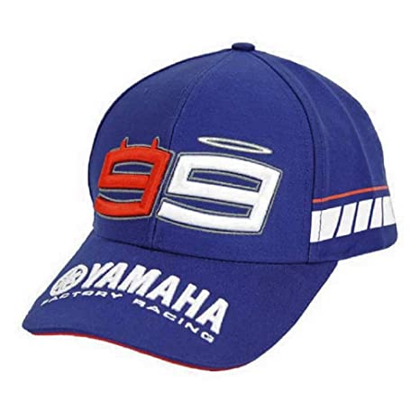 Jorge Lorenzo YAMAHA Factory Racing nº 99 Cap.: Amazon.es ...