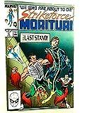 Strikeforce Morituri Electric Undertow, Vol 1 #1 - Street Moves (Tpb)