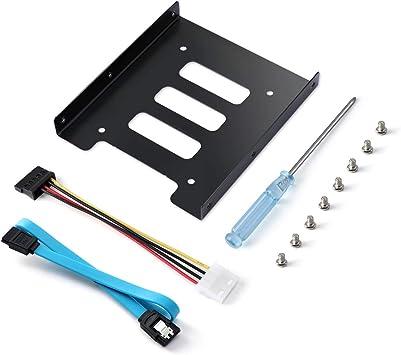 AIEVE Soporte de montaje SSD,SSD 2.5