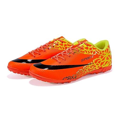 Zapatos de Entrenamiento Entrenamiento Entrenamiento al Aire Libre de fútbol Antideslizante 1563e3