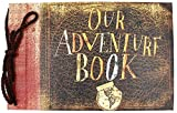 T-HAOHUA Anniversary Photo Album Scrapbook - Our Adventure - Best Reviews Guide