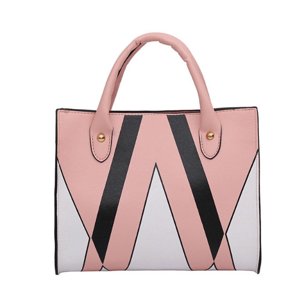 GUAngqi Women Lady Leather Handbag Shoulder Bag Messenger Satchel Shoulder Crossbody Bag,Dark grey