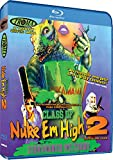 Blu-ray  First there was the super successful, now classic, theatrical smash hit and breakthrough blockbuster CLASS OF NUKE 'EM HIGH!  Now, there comes the riotous sci-fi, hyper-action, big budget, ambitious sequellian comedy, Troma's CLASS O...