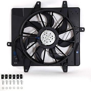 Dorman 620-022 Radiator Fan Assembly