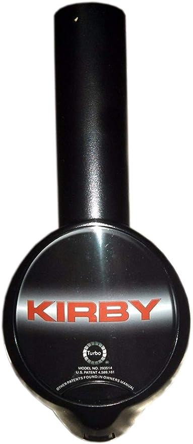 Kirby Aspirador cremallera turbo cepillo herramienta de fijación ...