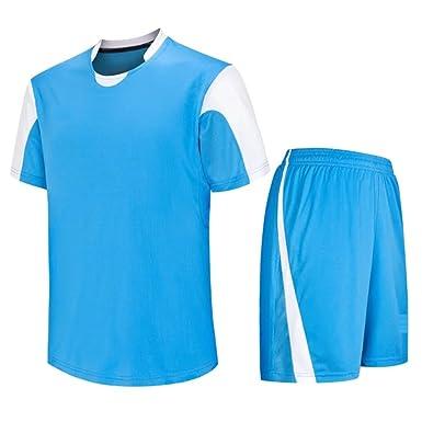 gute Textur am billigsten Dauerhafter Service ZEVONDA Herren Kinder Atmungsaktiv Fußball Kleidung Kit ...