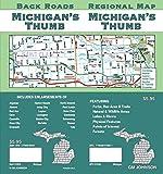 Thumb Michigan Regional Map