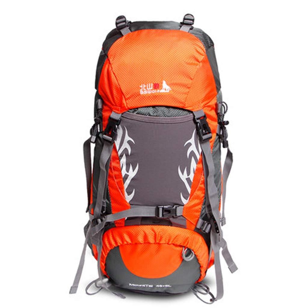 JTWJ アウトドア登山バッグ大容量バックパック男性と女性旅行バックパックキャンプバッグキャンプバックパック (Color : 1)  1 B07SWXT199