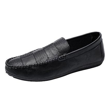 459fe97ab21 Amazon.com  SUKEQ Men Loafers