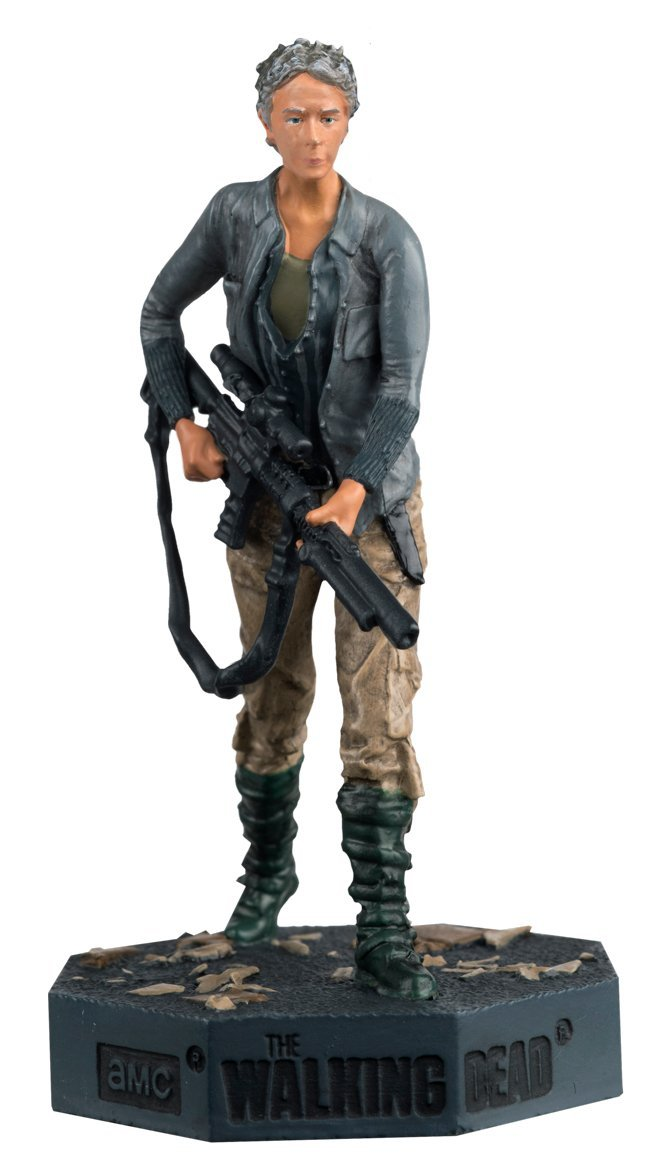 Carol Figurine EAGLEMOSS LTD FEB162500 Eaglemoss The Walking Dead Collectors Models