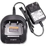 Amazon.com: Mugast - Cargador de coche para Baofeng UV-5R UV ...