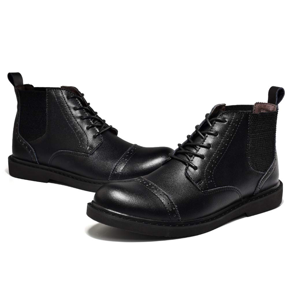 CHENJUAN Schuhe Herren Up Lace Up Herren Lässige Mode Stiefeletten ae3f4a