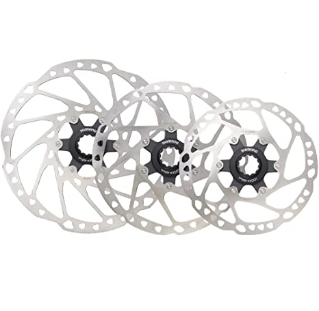 Shimano XTR SM-RT99// Deore XT SM-RT81 Center lock Rotor Lockring w// Washer Blak
