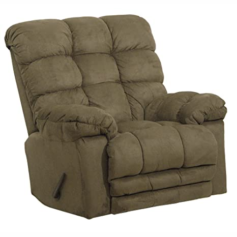 Miraculous Catnapper Deluxe Magnum Heat Massage Rocker Recliner Bralicious Painted Fabric Chair Ideas Braliciousco