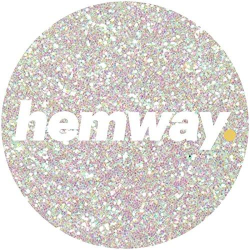 Hemway Matt Glitter Varnish Lacquer 1l Quart Quick Drying
