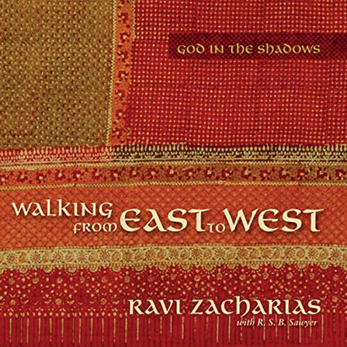 Walking from East to West Audiobook [Free Download by Trial] thumbnail