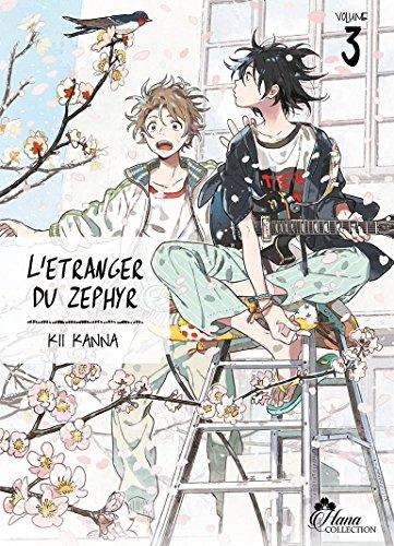 L Etranger Du Zephyr Tome 03 Livre Manga Yaoi Hana Collection Telecharger Pdf De Kii Kanna Exumungrav