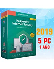 KASPERSKY INTERNET SECURITY 2019 5PC 1 AÑO licencia electrónica
