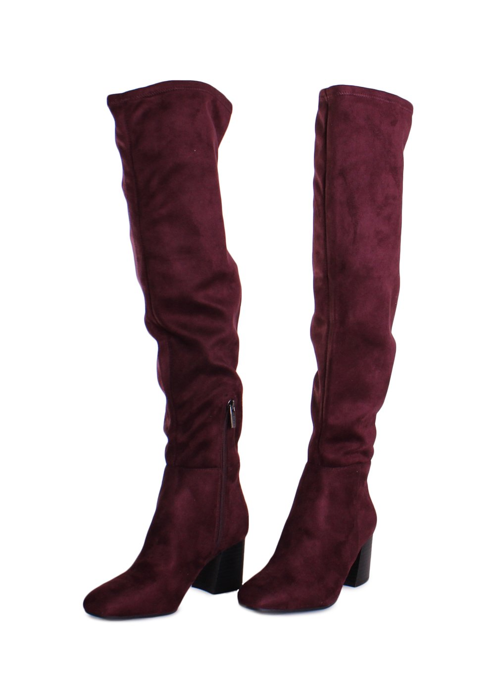Vince Camuto Women's Kantha Over The Knee Boot B072FPFJN1 9 B(M) US|Vintage Claret