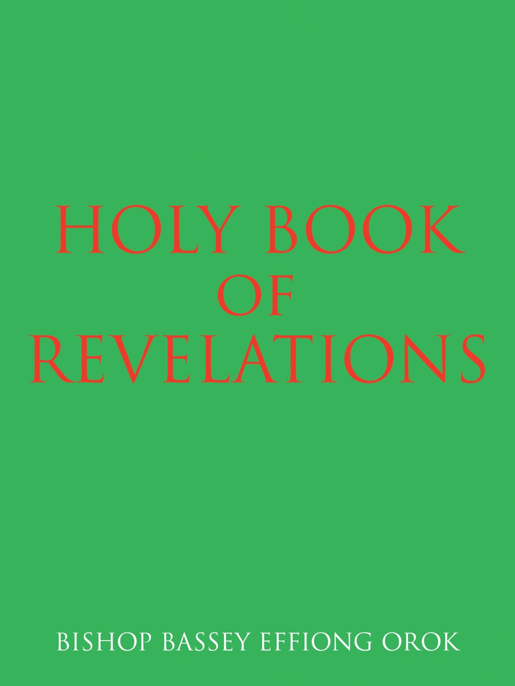 Download Holy Book of Revelations PDF