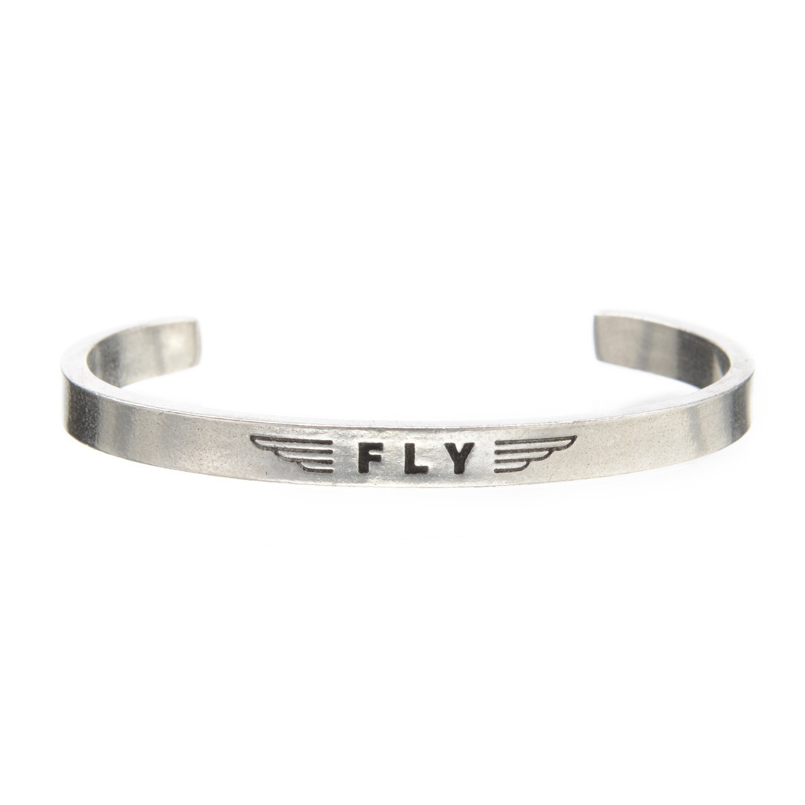 FLY (INSIDE - FIRST LOVE YOURSELF) QUOTABLE CUFF BRACELET