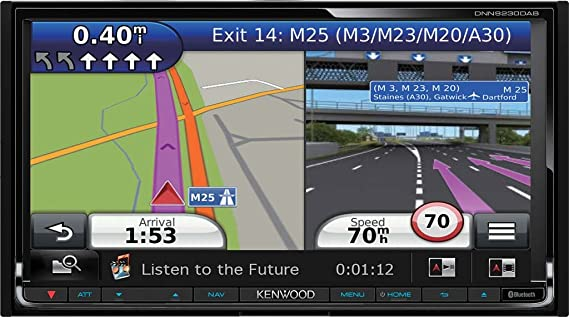 Kenwood Navigationssystem Dnx 9230dab Elektronik
