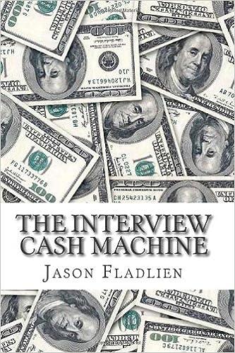 E-Books für das iPad 2 kostenlos herunterladen The Interview Cash Machine in German PDF ePub iBook by Jason Fladlien 1453882472
