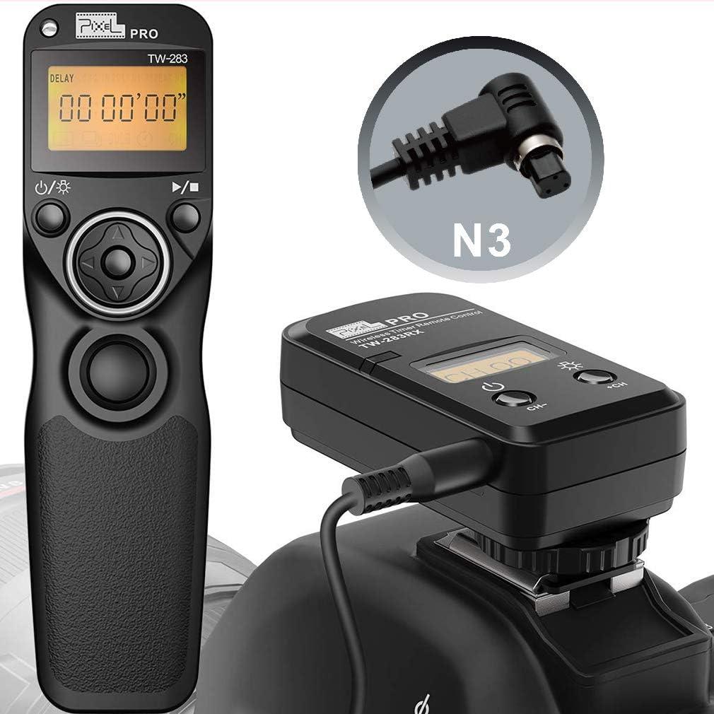 Control de cámaras Shutter  modelos de diferentes marcas
