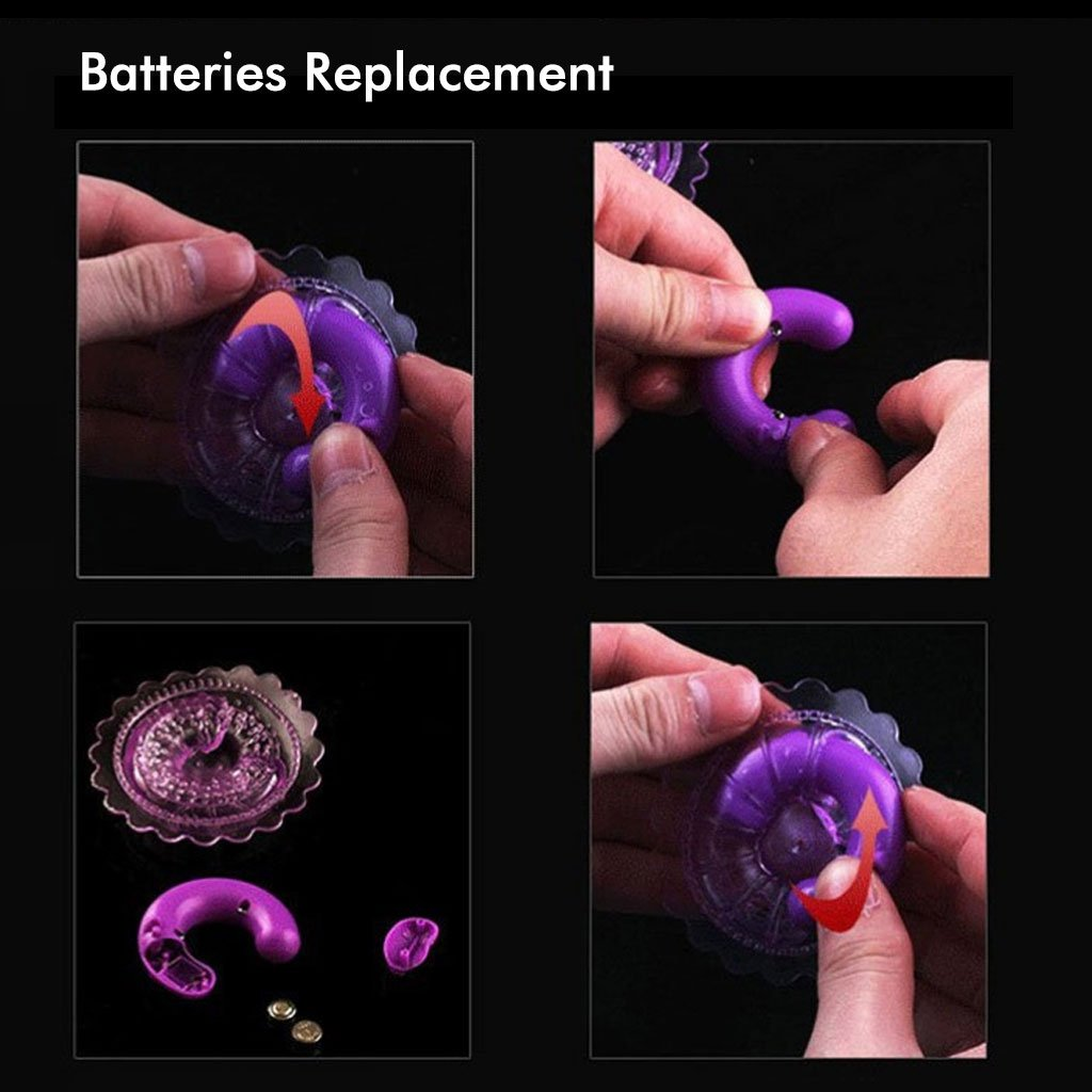 Nipple Vibrating Massager For Breast Enhancement Stimulator Toy
