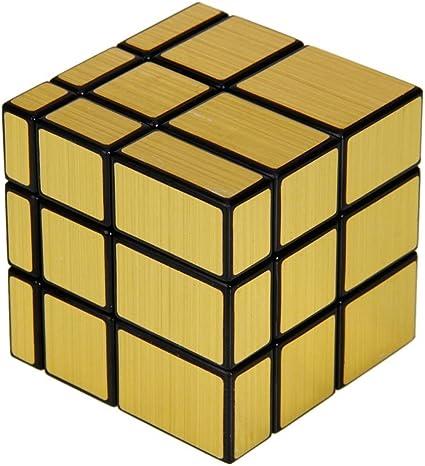 Zest 4 Toyz Shengshou 3X3 Mirror Cube - Gold