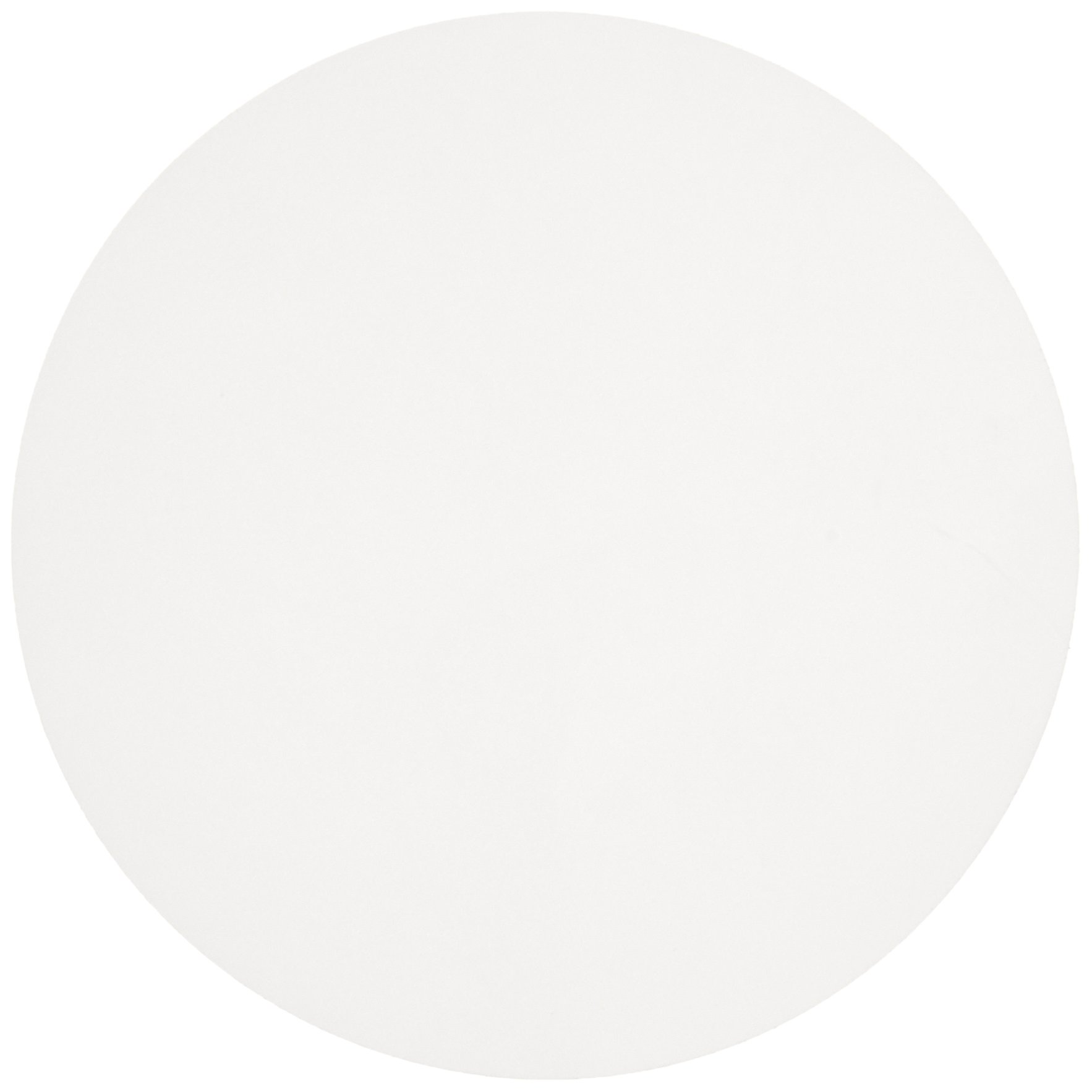 GE Whatman 1002-147 Cellulose Qualitative Filter Paper, Grade 2, Circle, 8µm Pore Size, 150mm Diameter (Pack of 100) by Whatman
