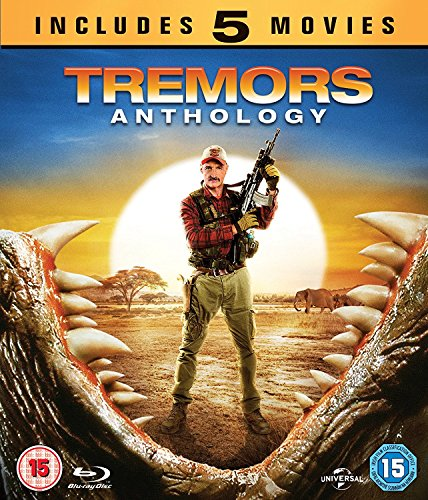 Tremors Anthology [Blu-ray]