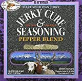 wild game butcher kit - Hi Mountain Jerky Seasoning – Pepper Blend – 7.2 Ounces