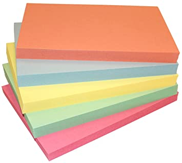 Index Card Stock Image