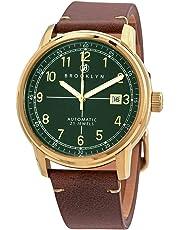 Brooklyn Watch Co. Gowanus Automatic Men's Watch 8600A9